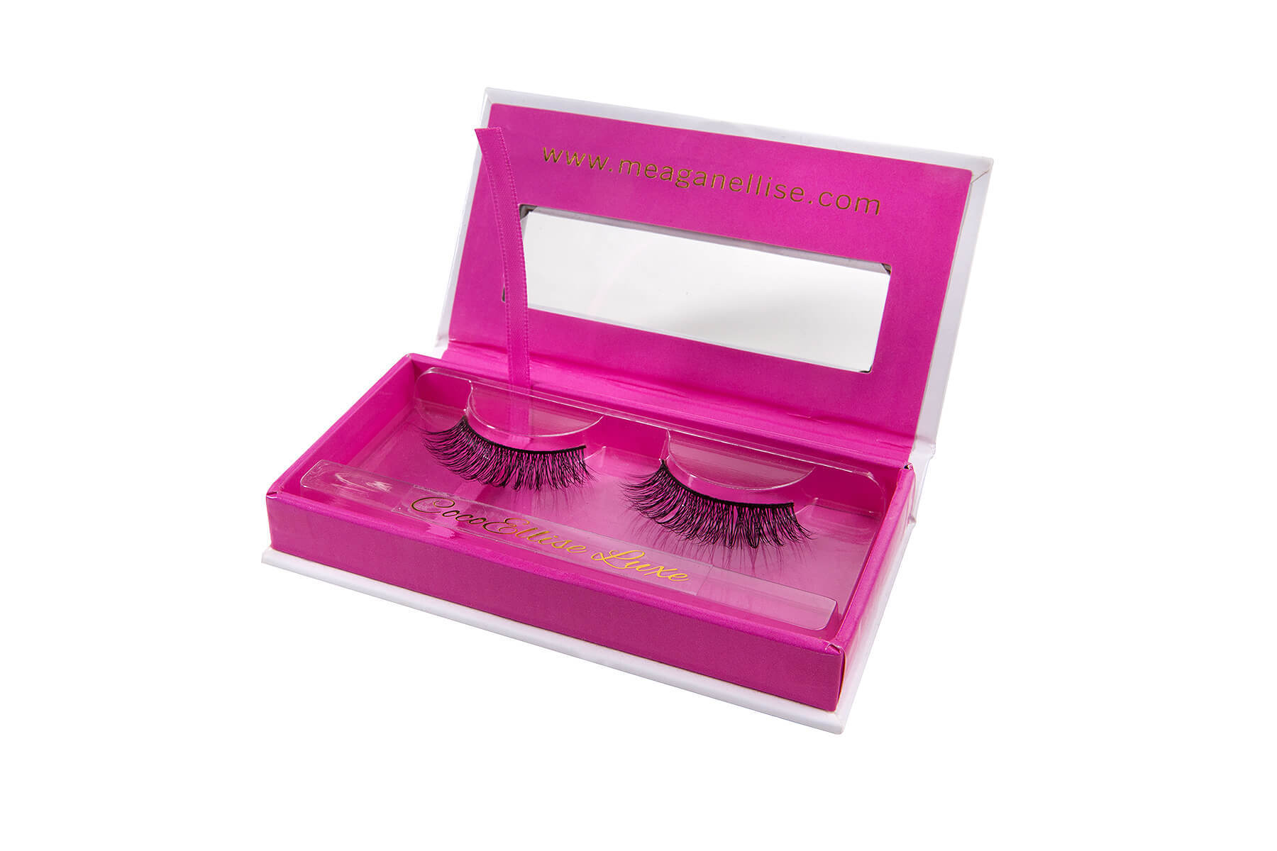 CocoEllise Mink Eyelashes - Open Box