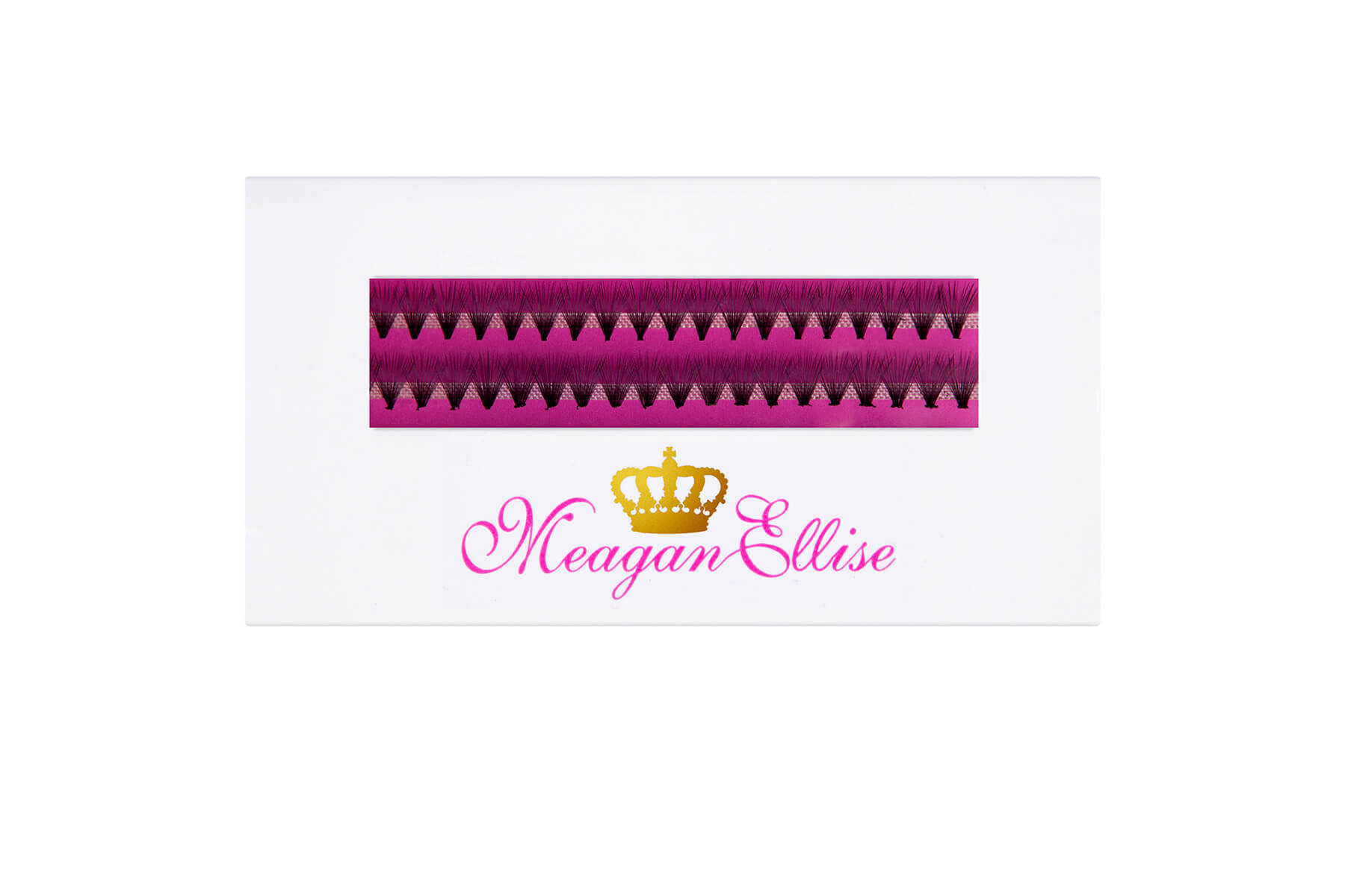 Meagan Ellise Individual Eyelashes 10mm
