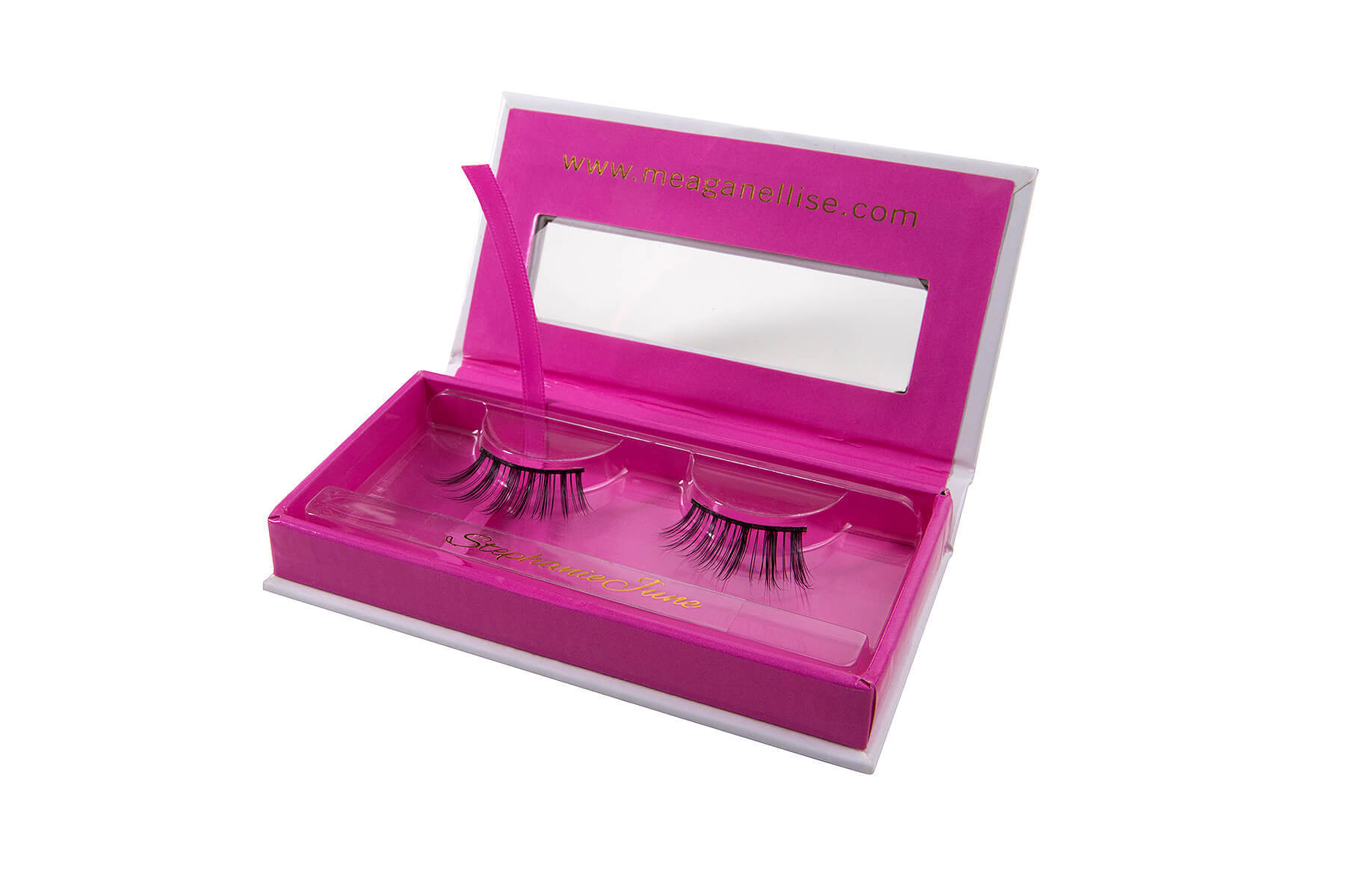StephanieJune Mink Lashes - Box Open