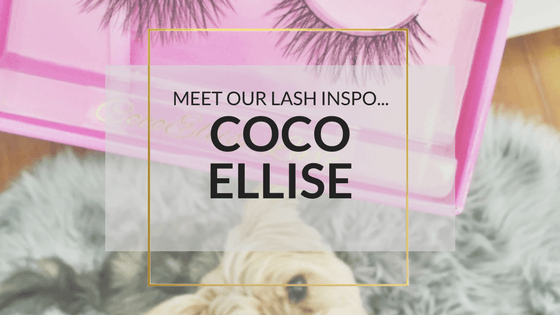 Our Lashes Inspiration: Meet Coco Ellise