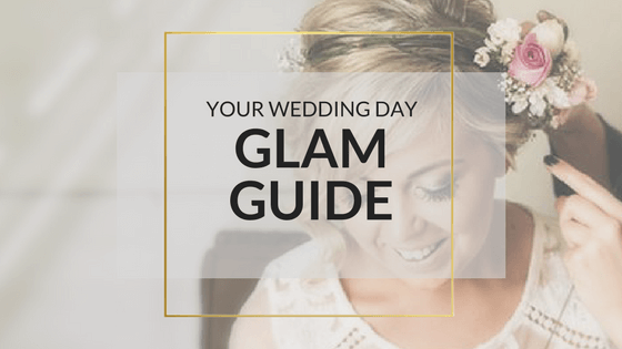 DIY Wedding Day Makeup