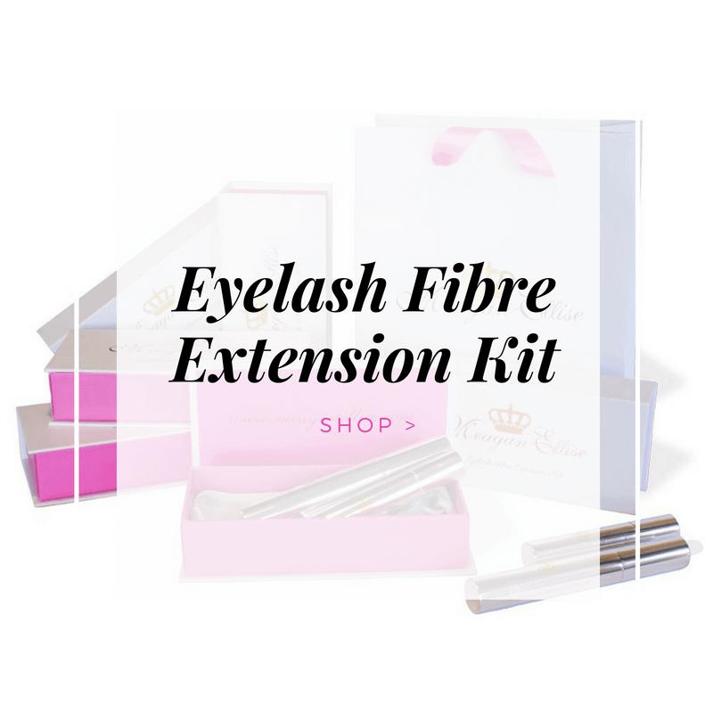 Eyelash Fibre Extension Kit
