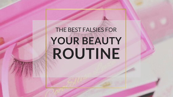 The Best False Lashes For Your Beauty Routine